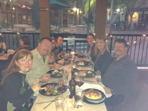 First supper club